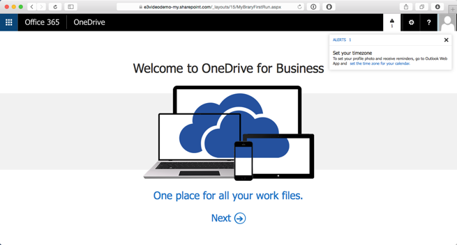 Office365Sites_screen1